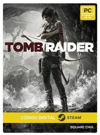 Tomb Raider Pc Steam Cdkey Jogo Envio Imediato Comprar