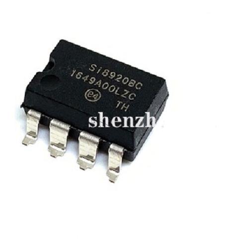 Imagen 1 de 2 de Si8920 Si 8920 Amplificador De Aislamiento Original Silicon