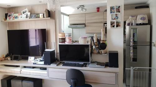 Imagem 1 de 16 de Apartamento Com 2 Dormitórios À Venda, 53 M² Por R$ 299.000 - Jardim Santa Terezinha (zona Leste) - São Paulo/sp - Ap4857