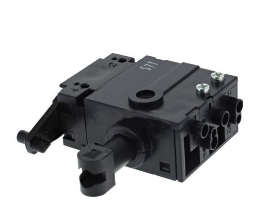 Imagen 1 de 5 de Makita 650591-7 Interruptor De Encendido P/martillo Rotativo