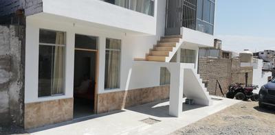 Alquiler De Casa De Playa En Balneario Tortugas - Casma