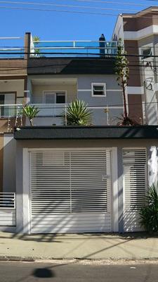 Cobertura Residencial À Venda, Vila Assunção, Santo André. - Co50001