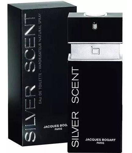 Perfume Silver Scent Masculino Eau De Toilette 100ml Jacques