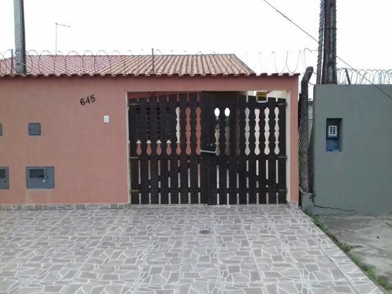 Casa Na Praia Em Itanhaém Aceita Financiar 5851rafa