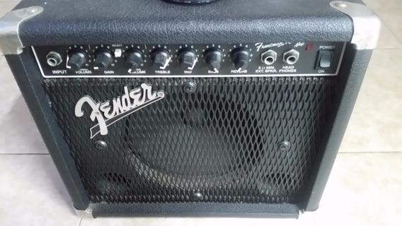 Aplificador Fender Frontman Reverb Amp 15 Watts 38 Watts
