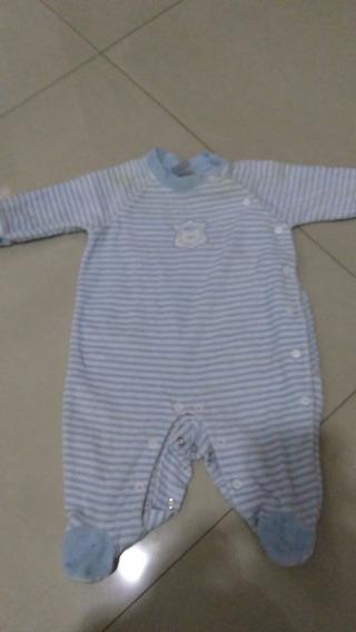 Body Manga Longa Para O Bebê Original Baby Fashion Tamanho M
