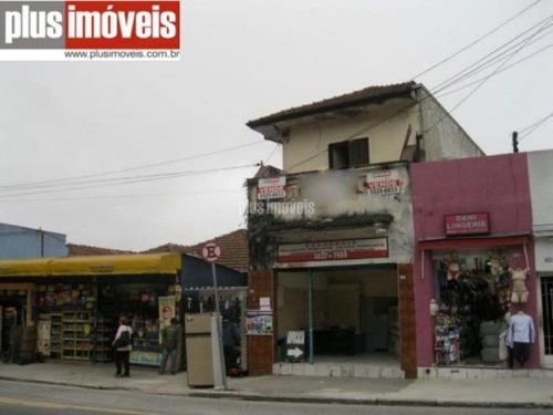 Excelente Comercial  No Centro De Santo Amaro - Abaixo Da  Avaliaçao / Imperdivel - Ab115683