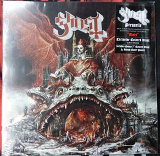 Ghost - Prequelle, Vinilo