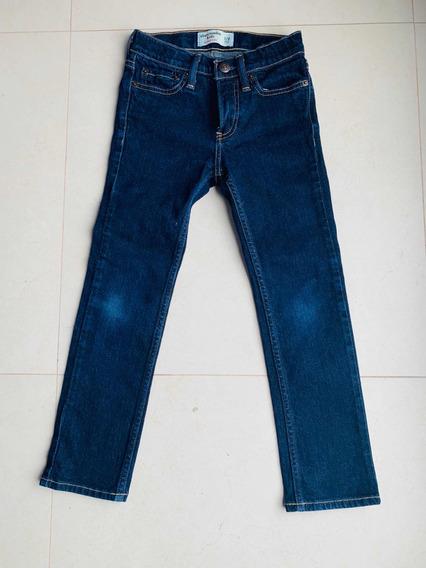 Abercrombie Jeans Modelo Skinny 7-8 Años