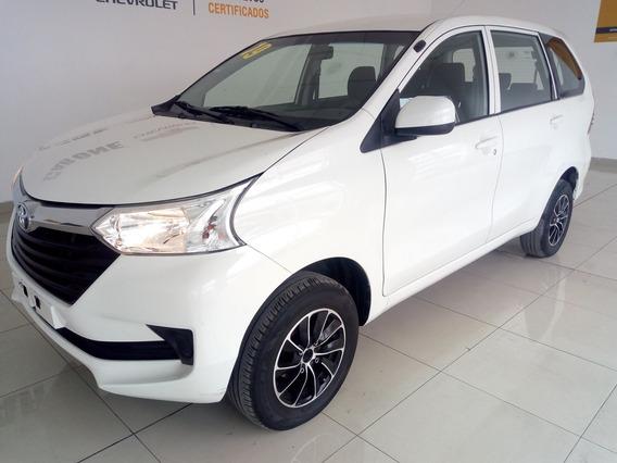 Toyota Avanza 2019 1.5 Le At