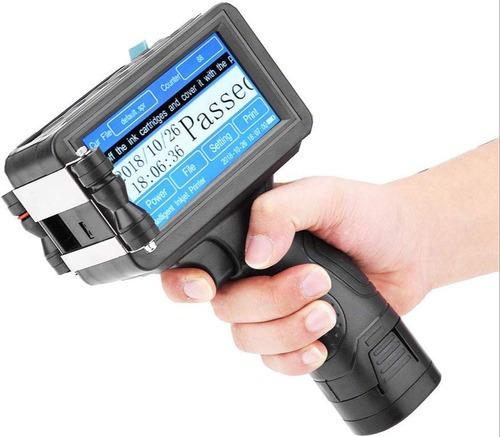 Codificadora Inkjet Manual Y Automática Fechadora Preciadora