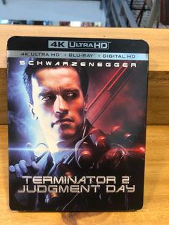 4k Terminator 2 + Blu Ray Cine 4k Mania Local Belgrano