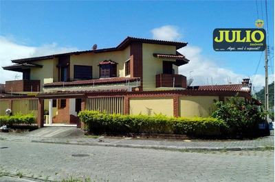 Sobrado Com 3 Dormitórios Para Alugar, 225 M² Por R$ 1.750/mês - Agenor De Campos - Mongaguá/sp - So0547