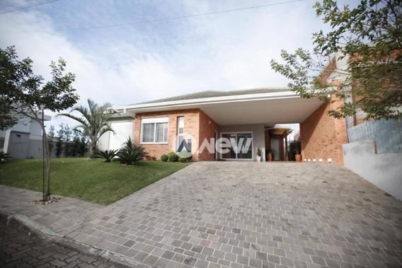 Casa Com 3 Dormitórios À Venda, 215 M² Por R$ 1.590.000 - Encosta Do Sol - Estância Velha/rs - Ca2936