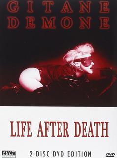 Dvd : Gitane Demone - Life After Death (limited Edition,...