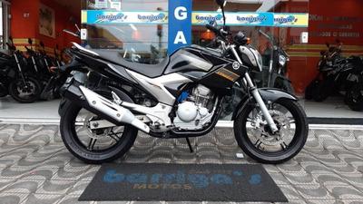 Yamaha Ys Fazer 250 2011 Preta Único Dono