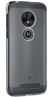 Capa Para Moto G7 Play Original Muvit Motorola Cristal Case
