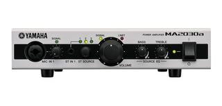 Amplificador Ecualizador Yamaha Ma2030