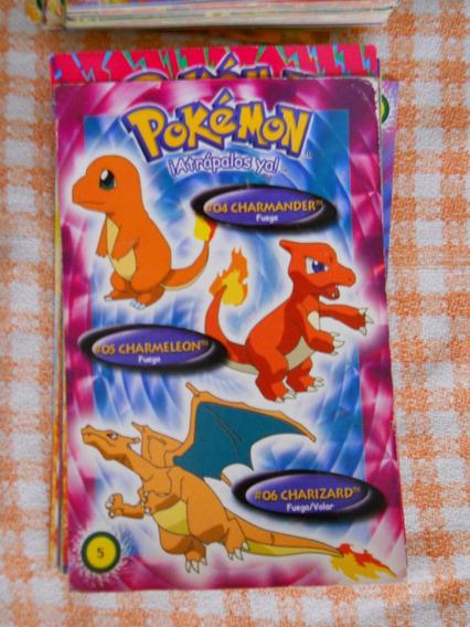 Postcard Tarjetas Postales Pokémon Atrápalos Ya! Nintendo