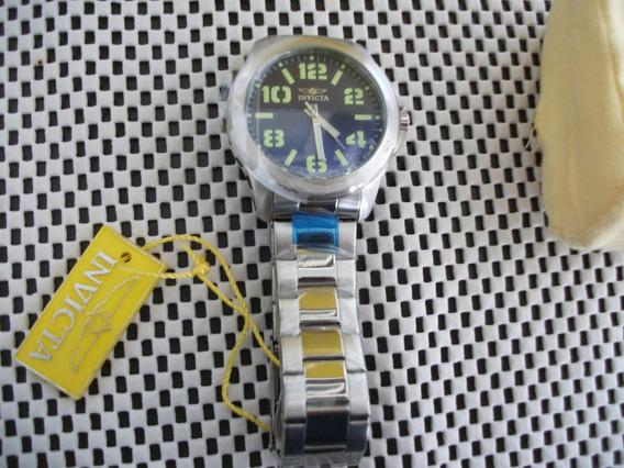 Relógio Invicta Modelo 21443 Specialty Completo Com Caixa