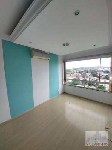Apartamento Com 3 Dormitórios Para Alugar, 71 M² Por R$ 1.450,00/mês - Cavalhada - Porto Alegre/rs - Ap1907