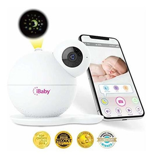 Ibaby M7 Baby Monitor 1080p With Thousands Of Lullabies & B