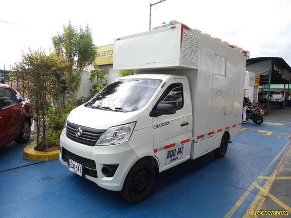 Furgones Changan Mini Truck