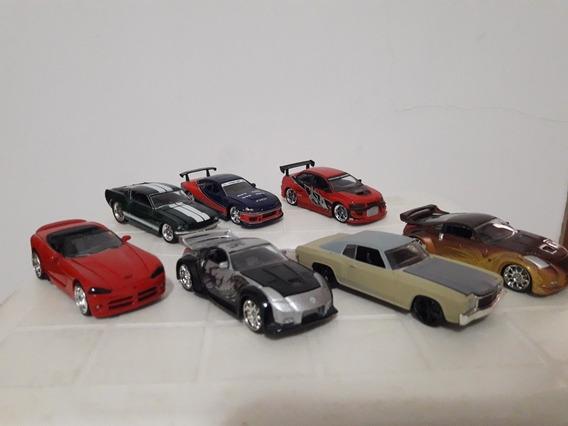 Carros Escala 1/64 Rápidos Y Furiosos Rc2 Colección Completa
