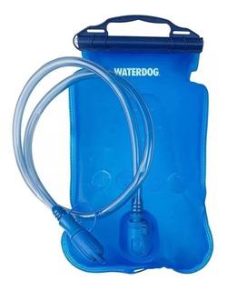 Bolsa De Hidratacion Waterdog Camel 2.0