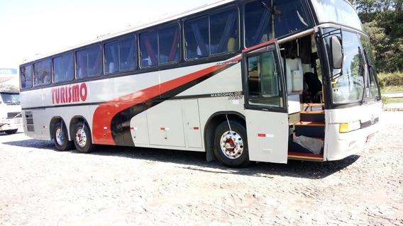 Ônibus Rodoviário Gv1150 O400 Top Black Mercedes