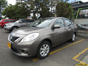 Nissan Versa Advance Mt 1600cc 2ab Abs
