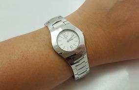 Relógio De Pulso Feminino Tissot Swiss Made Com Estojo