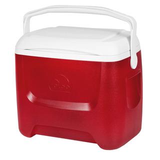 Caixa Térmica 26 Litros Island Breeze 28 Qt - Igloo-vermelho
