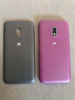 Celular Motorola Moto G4 Play 16gb Dual Tv - Usado