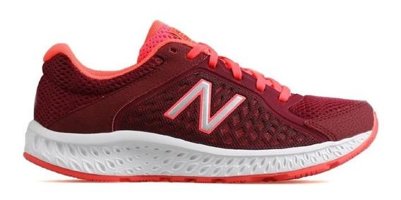 Zapatillas New Balance W420lp4 Bordo - Corner Deportes