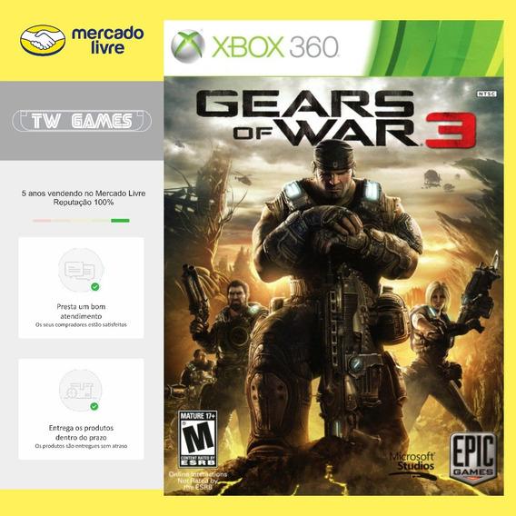 Gears Of War 3 - Digital - Xbox 360 Xbox One
