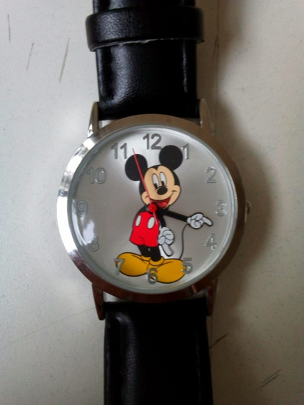 Reloj Disney Accutime Mickey Mouse