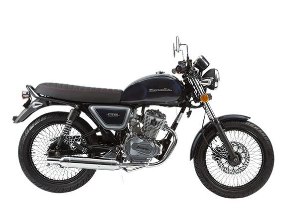 Moto Zanella Ceccato 150 R 0km Retro Cafe Racer