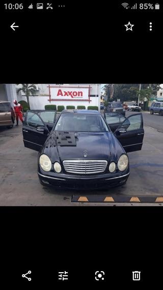 Mercedes-benz Clase E E320