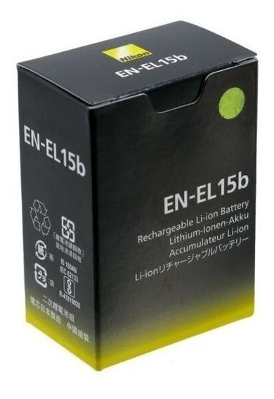 Bateria Original Nikon En-el15b D7500 D7200 D7100 D7000 D800