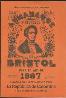 Almanaque Bristol 1987