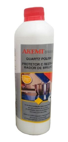 Cera Quartz Polish Protetor Revitalizador De Quartzo Akemi