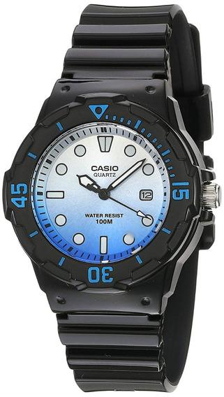Casio Reloj Para Mujer Lrw-200h-2evcr