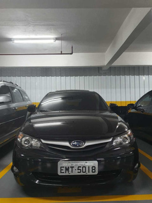 Subaru Impreza 2.0 Awd 4x4 160cv Impecável - Estado De Novo