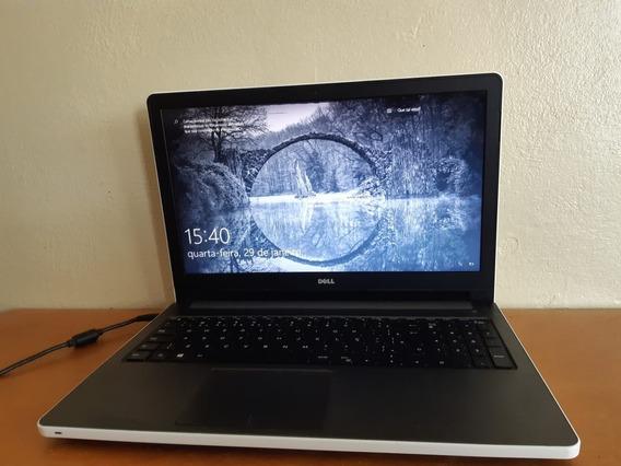 Notebook Dell Inspiron15 I3 4gb Ram Hd 1tb