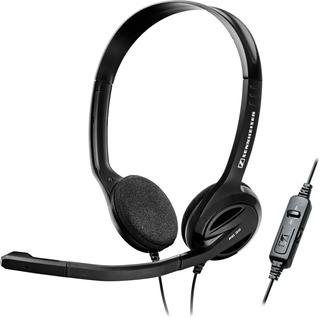 Sennheiser Pc36 Usb Auriculares Microfono Pc Gamer Notebook