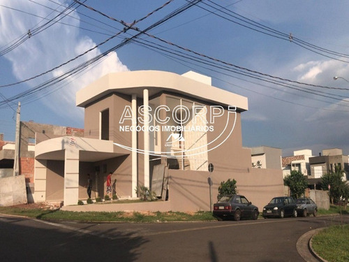 Casa À Venda No Condomínio Lazuli Club. (cód: Ca00445) - Ca00445 - 69442720