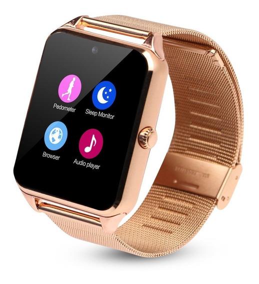 Z60 Smartwatch Reloj Inteligente Sim Android Ios + Envío Msi