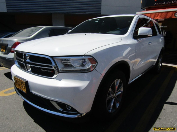 Dodge Durango Limited 3.6 At Full