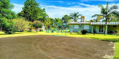 Imagem 1 de 29 de Chácara Com 3 Dorms, San Rafael, Gravataí - R$ 749 Mil, Cod: 443 - V443